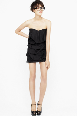 Elodie Dress (Black)