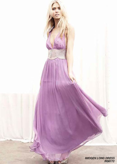 Imogen Long Dress
